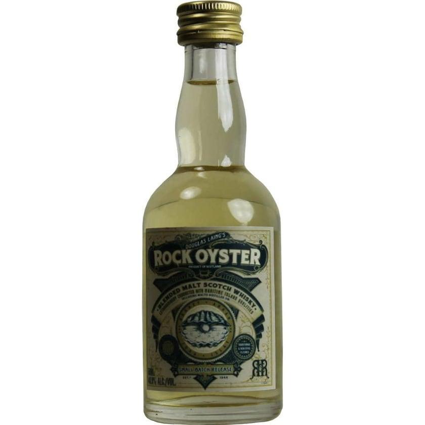 Douglas Laings Rock Oyster Island Whisky Mini 5cl