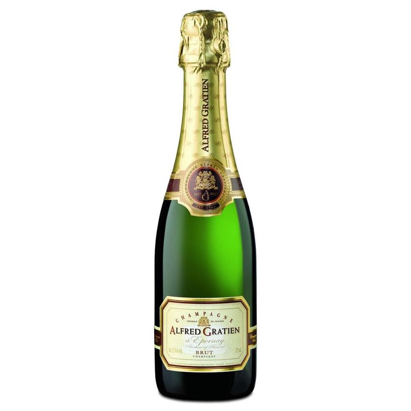 Alfred Gratien Champagner 0,375 Liter