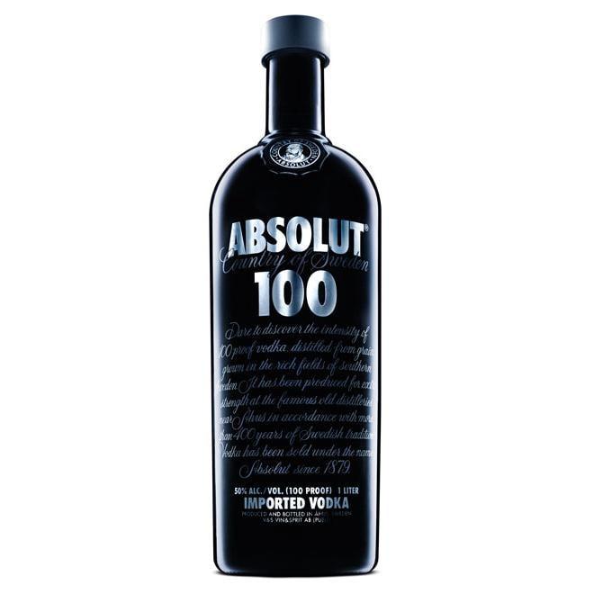 Absolut Vodka 100 1 L Bei Rewe Online Bestellen