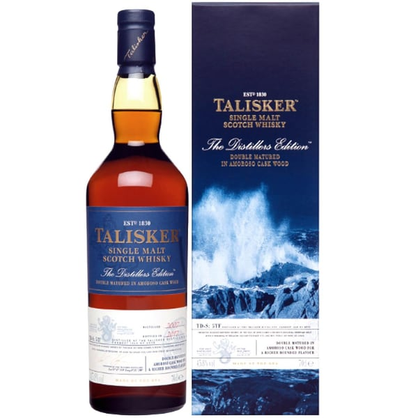 Talisker Distillers Edition 2017 0,7 L