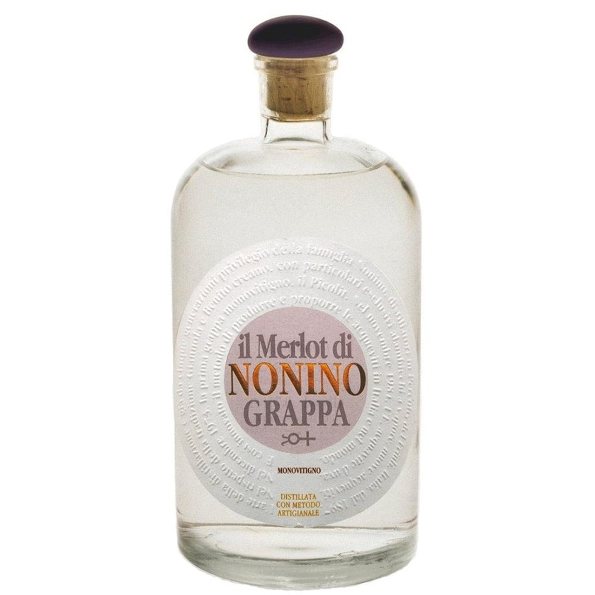 Grappa Nonino il Merlot Monovitigno 0,1l