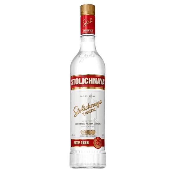 Stolichnaya Vodka 0,7l