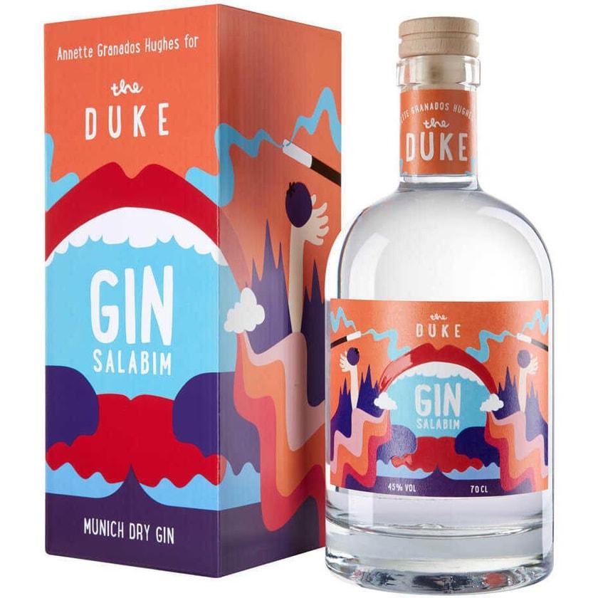 The Duke Gin Kunstedition Magic Munich Ginsalabim 0,7l