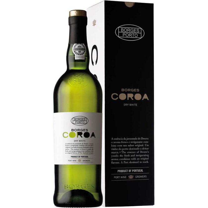 Borges Portwein Coroa Dry White 0,75l