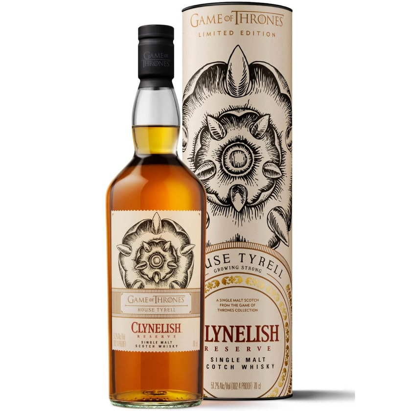 Clynelish Reserve Game of Thrones Edition 0,7 L