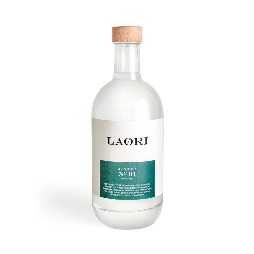 LAORI Juniper No.1 Alkoholfrei 0,5 L