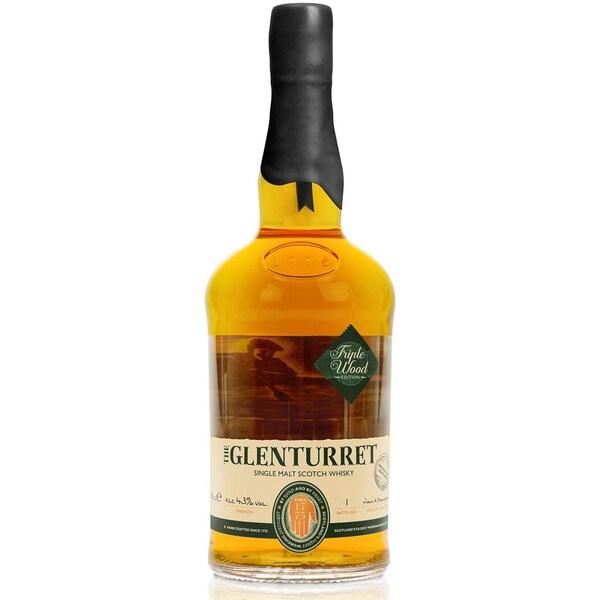 Glenturret Triple Wood Scotch Single Malt 0,7 L