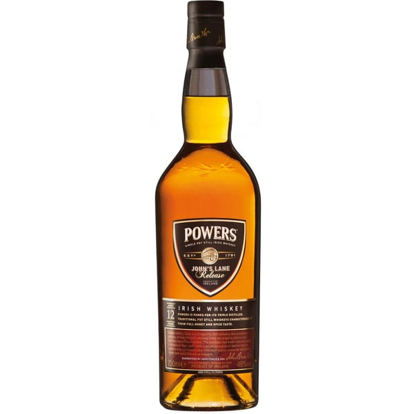 Powers Johns Lane Irish Whiskey 0,7 L