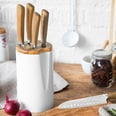 Springlane Kitchen Keramik Messerblock Smilla 6-teilig