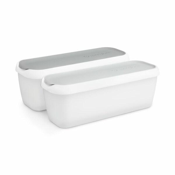 Springlane Eisbehälter 1L 2-er Set