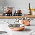 Springlane Kitchen 3-Schicht Edelstahl Pfanne Claire 26cm