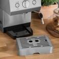 Springlane Kitchen Edelstahl Espressomaschine Emilia 1140W inkl. Espressoanleitung