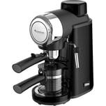 TurboTronic Espressomaschine CM24 - 3,5 Bar Siebträgermaschine, Schwarz