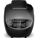 TurboTronic Multikocher MC51 - 5 Liter, digital