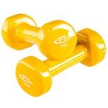 Tectake 2 Gymnastikhanteln 2 x 1 0 kg