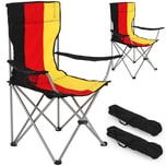 Tectake 2 Campingstühle Deutschland