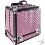 Tectake Kosmetiktrolley pink
