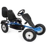 Tectake Go Kart 2 Sitzer blau