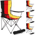Tectake 4 Campingstühle Deutschland