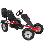 Tectake Go Kart 2 Sitzer rot