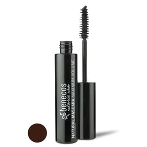 Benecos Natural Mascara Maximum Volume Smooth brown 8ml