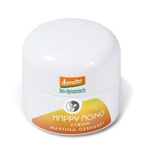 Martina Gebhardt Naturkosmetik Happy Aging Cream 15ml