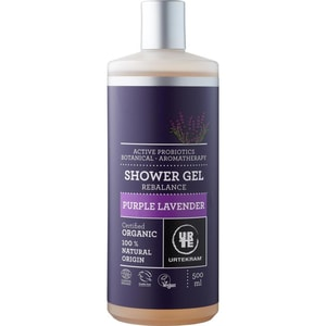 Urtekram Purple Lavender Shower Gel 500ml