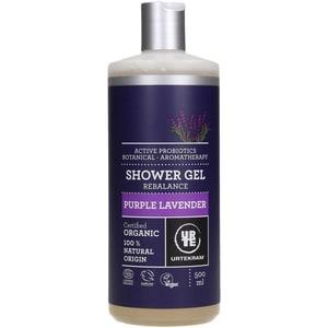 Urtekram Purple Lavender Shower Gel 500ml