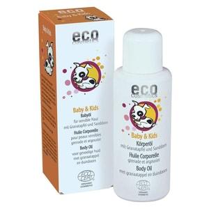 Eco Cosmetics Baby and Kids Körperöl 100ml