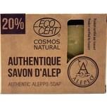 Alepeo Aleppo Seife 20% Lorbeeröl 190g