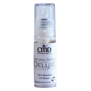 Cmd Naturkosmetik Natural Serum Deluxe mit Hyaluron 5ml