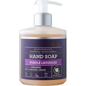 Urtekram Purple Lavender Hand Soap 380ml