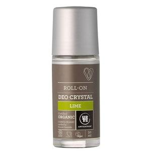 Urtekram Lime Deo Crystal Roll On 50ml