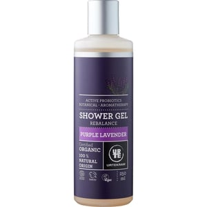 Urtekram Purple Lavender Shower Gel 250ml