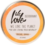 We love the planet Deo Creme Original Orange 48g