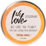 We love the planet Deo Creme Original Orange 48g