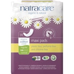 Natracare Bio Damenbinden, normal, maxi pads, 14 Stück