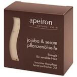 Apeiron Pflanzenöl Seife Jojoba und Sesam 100g