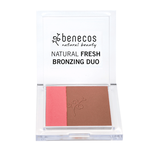 Benecos Fresh Bronzing Duo California Nights 8g