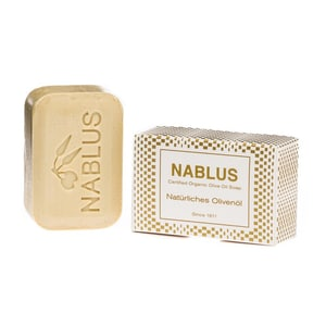 Nablus Soap Olivenseife Natürliches Olivenöl 100g