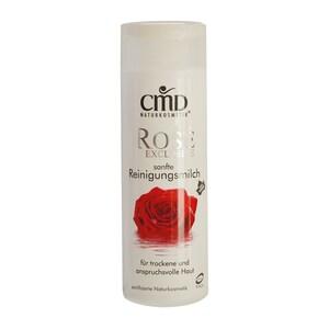Cmd Naturkosmetik Rosé Exclusive Reinigungsmilch 200ml