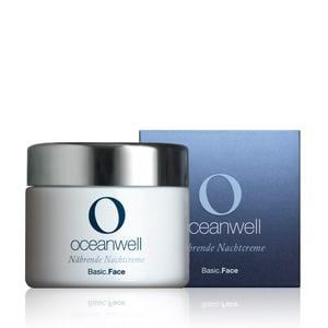 Oceanwell Basic Nährende Pflegecreme Nachtcreme 50ml