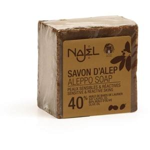 Najel Aleppo Seife 40% Lorbeeröl Lorbeeröl 185g