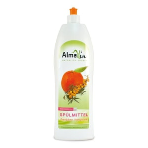 Almawin Spülmittel Sanddorn Mandarine 1L