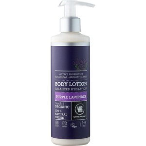 Urtekram Purple Lavender Body Lotion 245ml