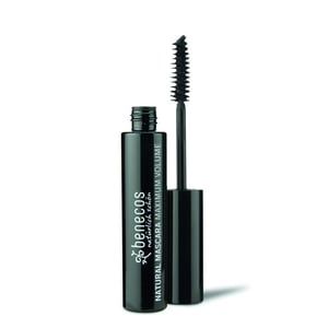 Benecos Natural Mascara Maximum Volume Deep black 8ml