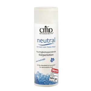 Cmd Naturkosmetik Neutral Körperlotion 200ml