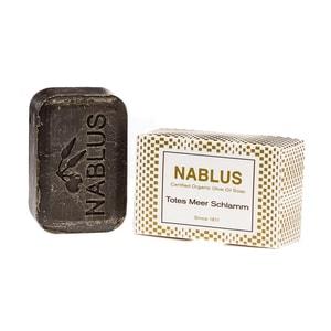 Nablus Soap Olivenseife Dead Sea Mud 100g
