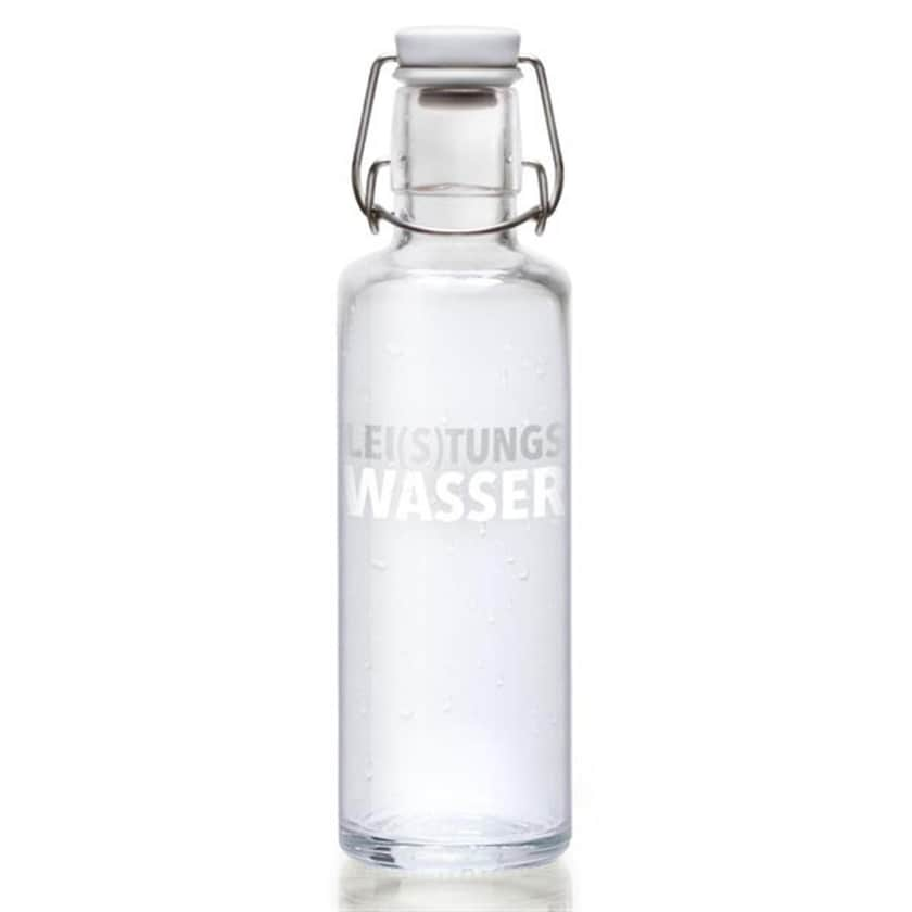 Soulproducts GmbH Soulbottle Leistungswasser 0.6L