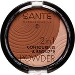 Santé Contouring Bronzer 02 medium dark 9g